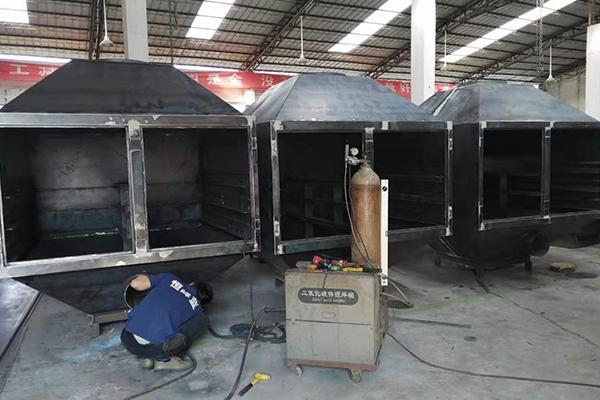 催化燃烧炉技术规范